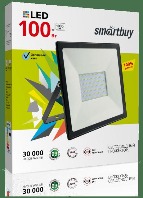 Светодиодный LED прожектор FL SMD Smartbuy IP65 2