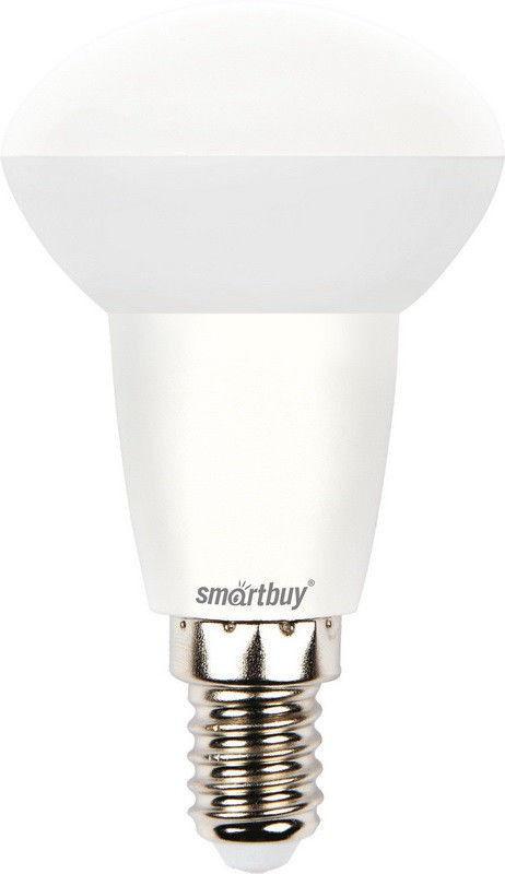 Светодиодная (LED) Лампа Smartbuy-R50-E14 6Вт теплый свет (3000К) 1