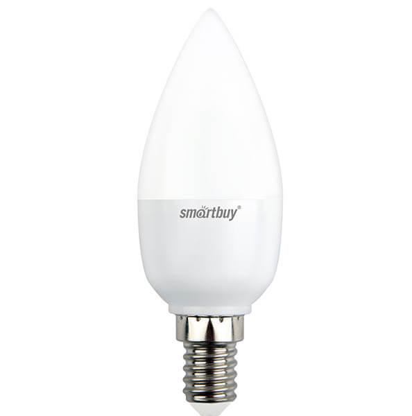 Светодиодная (LED) Лампа Smartbuy-C37-E14