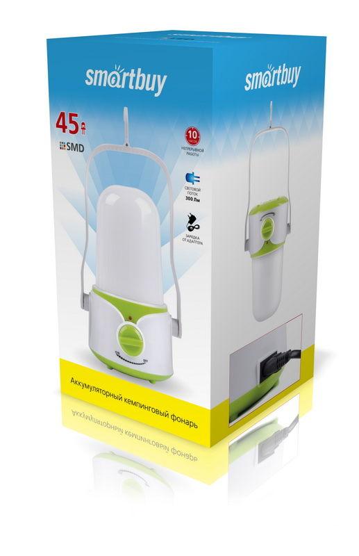 Аккумуляторный кемпинговый фонарь Smatbuy 45 SMD 2