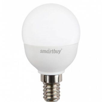 Светодиодная (LED) Лампа Smartbuy-P45-E14