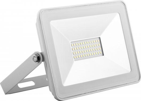 Прожектор в белом корпусе smartbuy купить