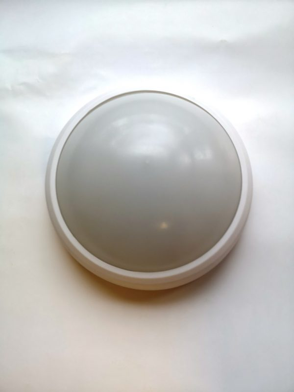 Круглый пылевлагозащищенный светильник smartbuy для подъездов