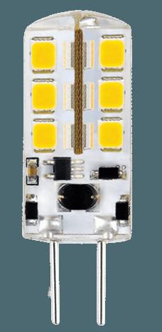 Светодиодная (LED) лампа Smartbuy G4 220-240В 3