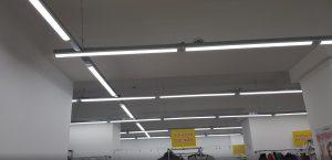 Светодиодный LED светильник 18-36 Вт, 6400К (аналог ЛПО)