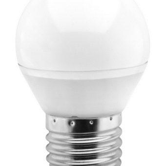 Светодиодная (LED) лампа Smartbuy G45 7W Диммируемая E27