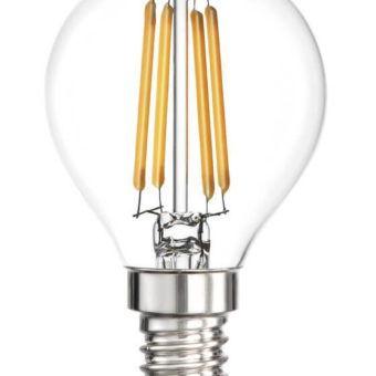 Светодиодная лампа Smartbuy P45 5W Filament Диммируемая