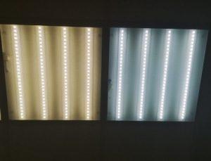 Офисные светильники армстронг 60 х 60 см с призматическим рассеивателем SBL-uni 36 w 595х595х19