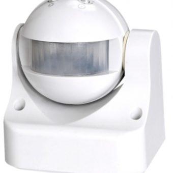 Инфракрасный датчик движения настенный Smatbuy IP44 (до 12 метров)