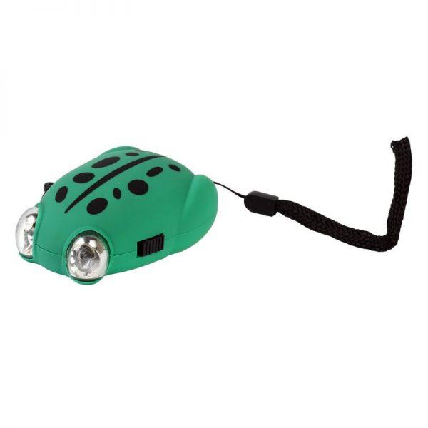 """Светодиодный динамо-фонарь Smartbuy Limpopo 2 LED """"Лягушка"""" 1"""