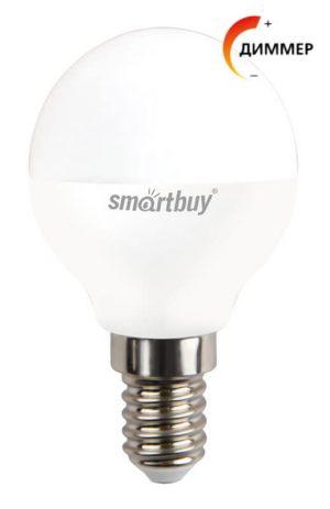 Светодиодная LED лампа P45 7W Диммируемая