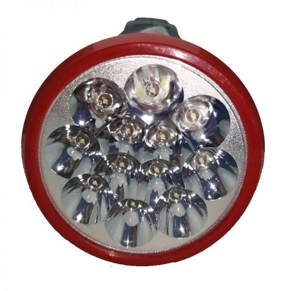 Аккумуляторный фонарь-прожектор 2 в 1 Smartbuy 12+9 SMD 2