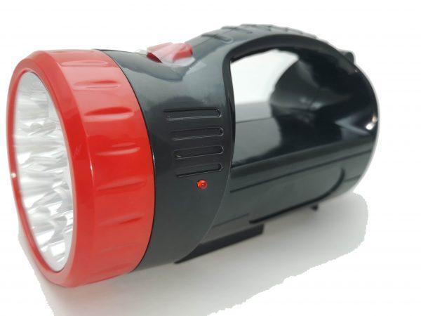Аккумуляторный фонарь-прожектор 2 в 1 Smartbuy 12+9 SMD