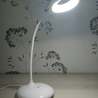 Светодиодный настольный светильник Smartbuy SBL-CR-5-W-White