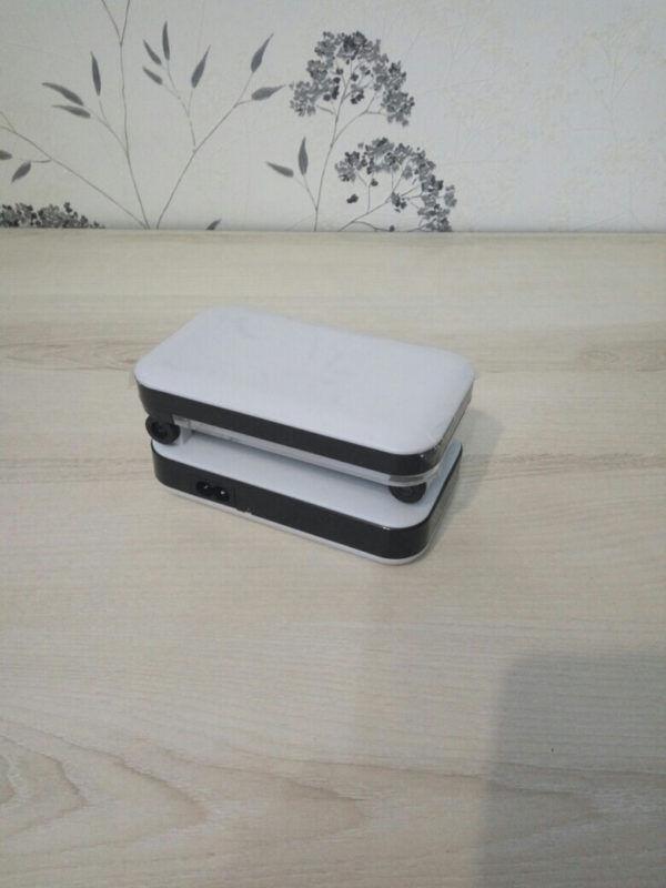 Светодиодный аккумуляторный светильник (LED) Smartbuy-4W /K(SBL-Jump-4-WL-Black) 3