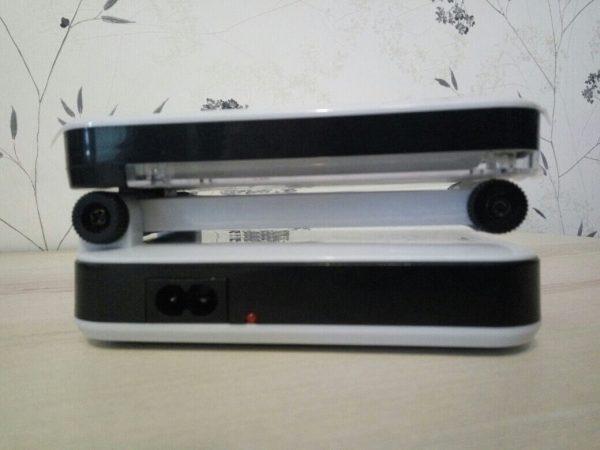 Светодиодный аккумуляторный светильник (LED) Smartbuy-4W /K(SBL-Jump-4-WL-Black) 4