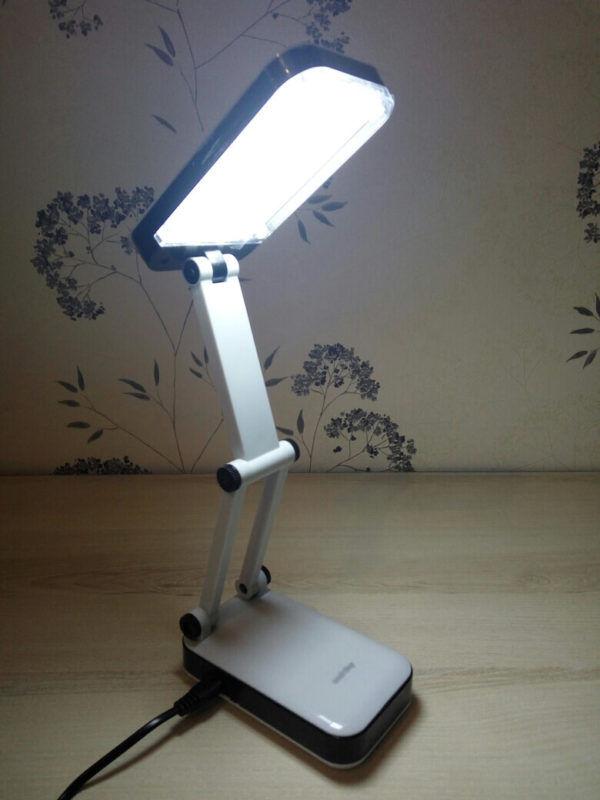 Светодиодный аккумуляторный светильник (LED) Smartbuy-4W /K(SBL-Jump-4-WL-Black) 5