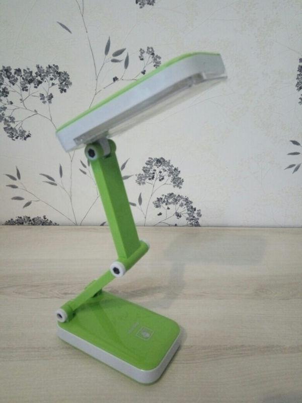 Светодиодный аккумуляторный светильник Smartbuy-4W /K (SBL-Jump-4-GL-Green) 4
