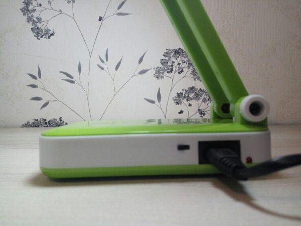 Светодиодный аккумуляторный светильник Smartbuy-4W /K (SBL-Jump-4-GL-Green) 8