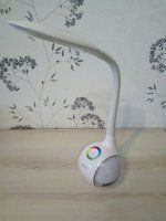 Светодиодный настольный светильник Smartbuy-6W Диммируемый RGB 2