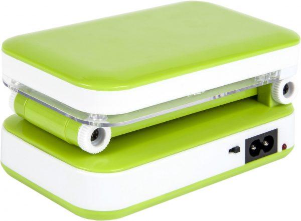 Светодиодный аккумуляторный светильник Smartbuy-4W /K (SBL-Jump-4-GL-Green) 2