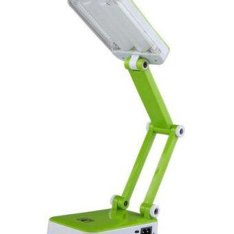 Светодиодный аккумуляторный светильник Smartbuy-4W /K (SBL-Jump-4-GL-Green)