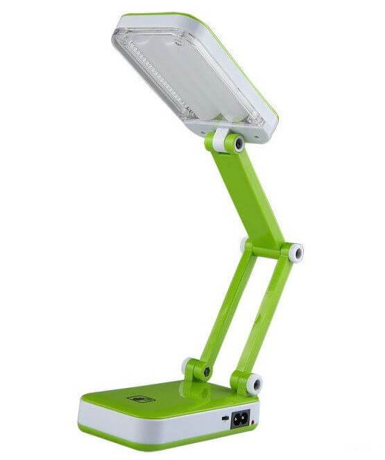 Светодиодный аккумуляторный светильник Smartbuy-4W /K (SBL-Jump-4-GL-Green) 1