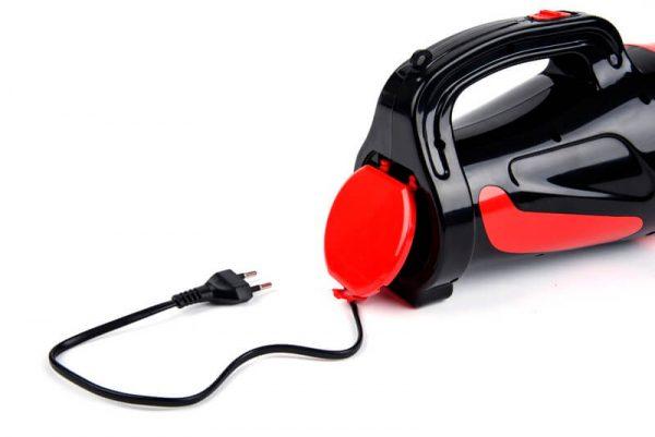 Аккумуляторный фонарь-прожектор 5W, черный 2