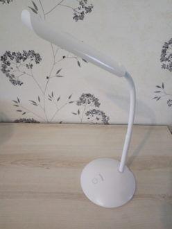 Светодиодный настольный светильник (LED) Smartbuy-6W /W(SBL-DL-6-WL-White)