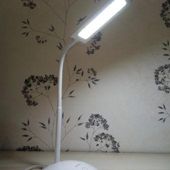 Светодиодный настольный светильник (LED) Smartbuy SBL-DL-6-WL-White