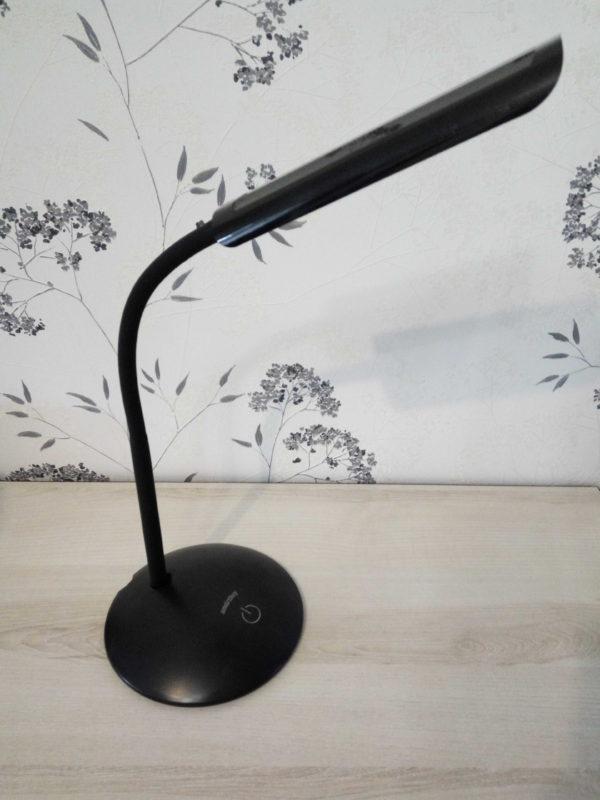 Светодиодный настольный светильник (LED) Smartbuy SBL-DL-6-WL-Black