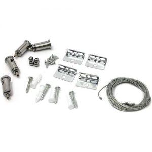 Комплект тросовых подвесов для панели (SBL-fixing-Tr)