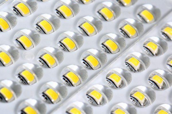 Светодиодный уличный светильник SL