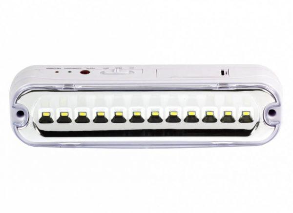 Аккумуляторный фонарь со сверхмощными светодиодами 1