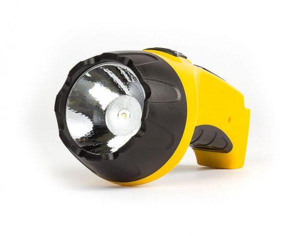 Аккумуляторный светодиодный фонарь 1 LED (3W ) с прямой зарядкой 1
