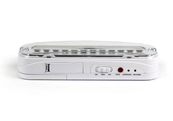 Аккумуляторный фонарь со сверхмощными светодиодами 2
