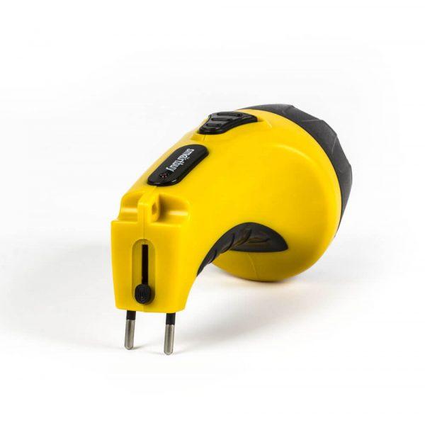 Аккумуляторный светодиодный фонарь 1 LED (3W ) с прямой зарядкой 3
