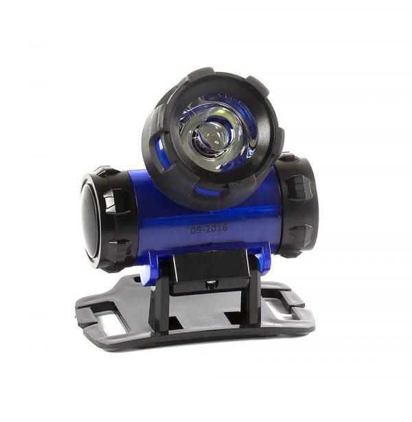 Светодиодный налобный фонарь 1 Вт, 3xAAA 2