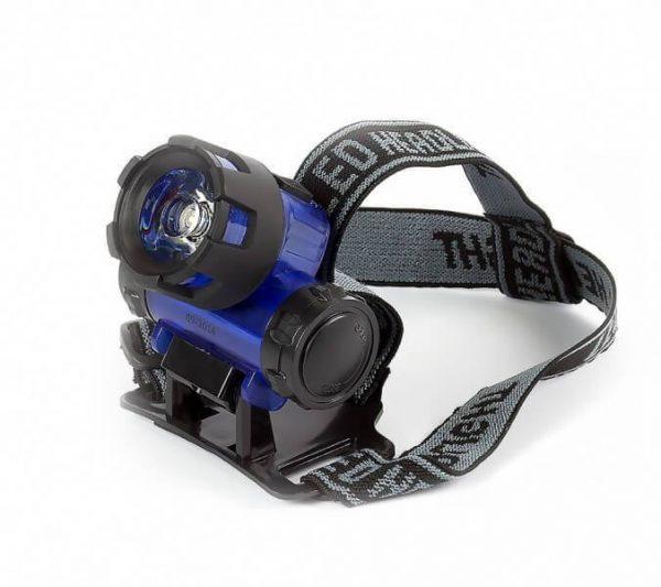 Светодиодный налобный фонарь 1 Вт, 3xAAA 1