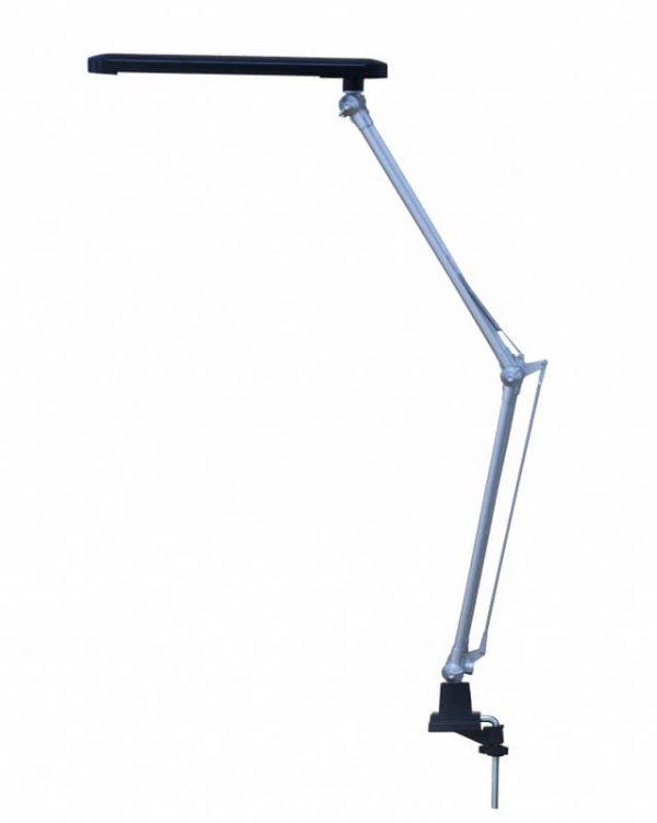 Светодиодный светильник Smartbuy SBL-DL-7-NWFix-Silver на струбцине 1