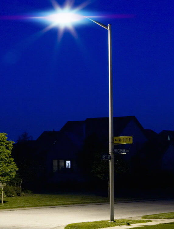 Уличный светодиодный светильник A-LED.STRIT 3
