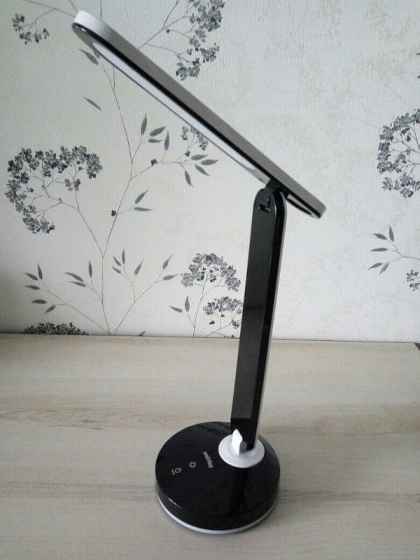 Светодиодный настольный светильник Smartbuy-5W /3-Диммируемый+RGB 1