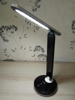 Светодиодный настольный светильник Smartbuy-5W /3-Dim+RGB