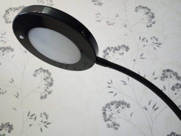 Светодиодный настольный светильник Smartbuy-8W /Clip (на прищепке) 4