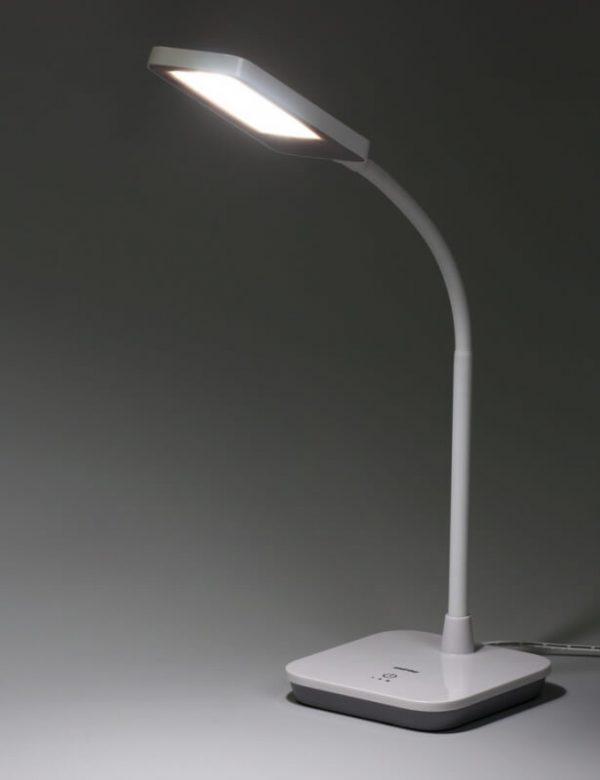 Светодиодный настольный светильник Smartbuy-7W/NW/3-S Диммируемый, Белый 3