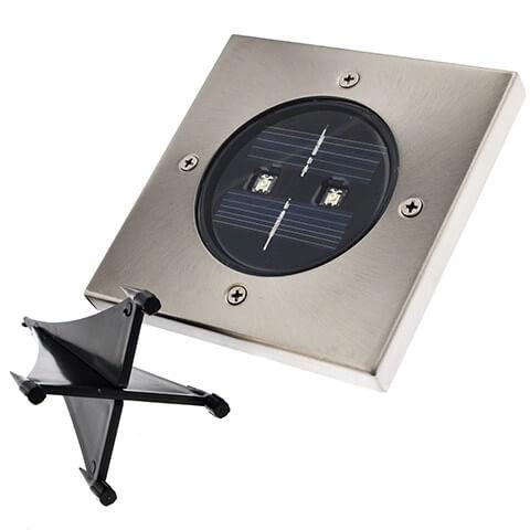 Светильник с солнечной батареей Camelion SG-114 (2 Led) 2