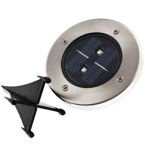 Светильник с солнечной батареей Camelion SG-115 (2 Led) 2