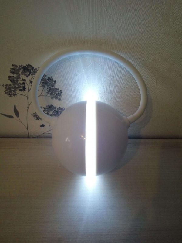 Светодиодный настольный светильник (LED) Smartbuy-3W/222/W 3