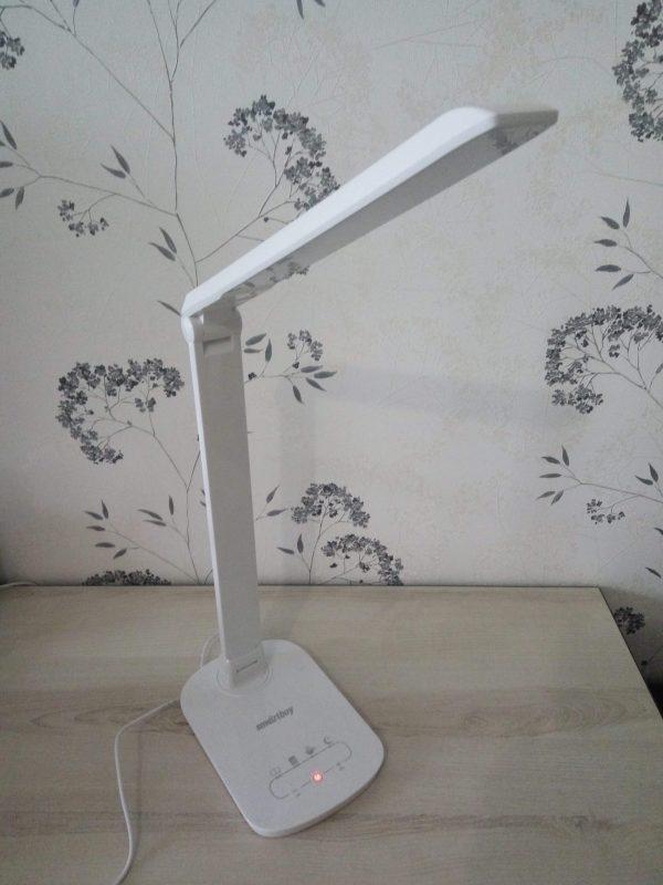 Светодиодный настольный светильник (LED) Smartbuy-9W/111 Диммируемый 3
