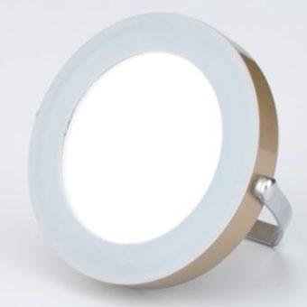Настольное зеркало Smartbuy с LED подсветкой 008/5+ Champagne